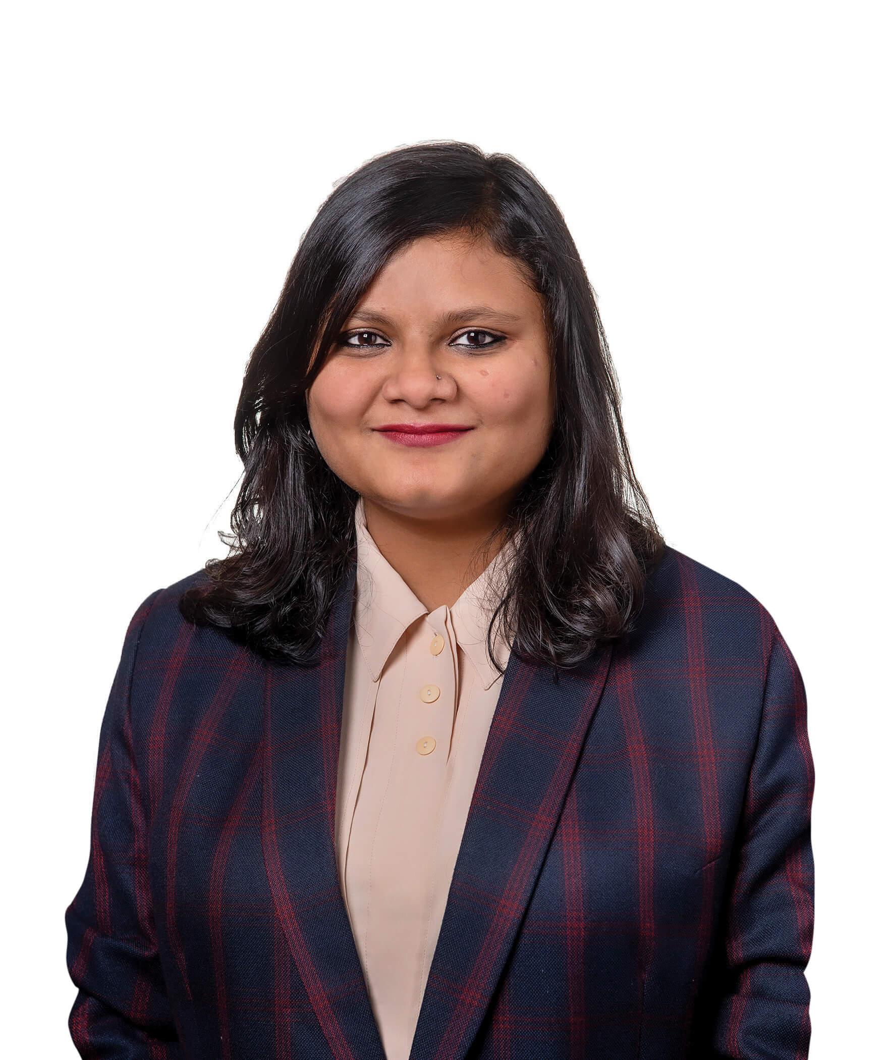 Student headshot Kritisha Jain