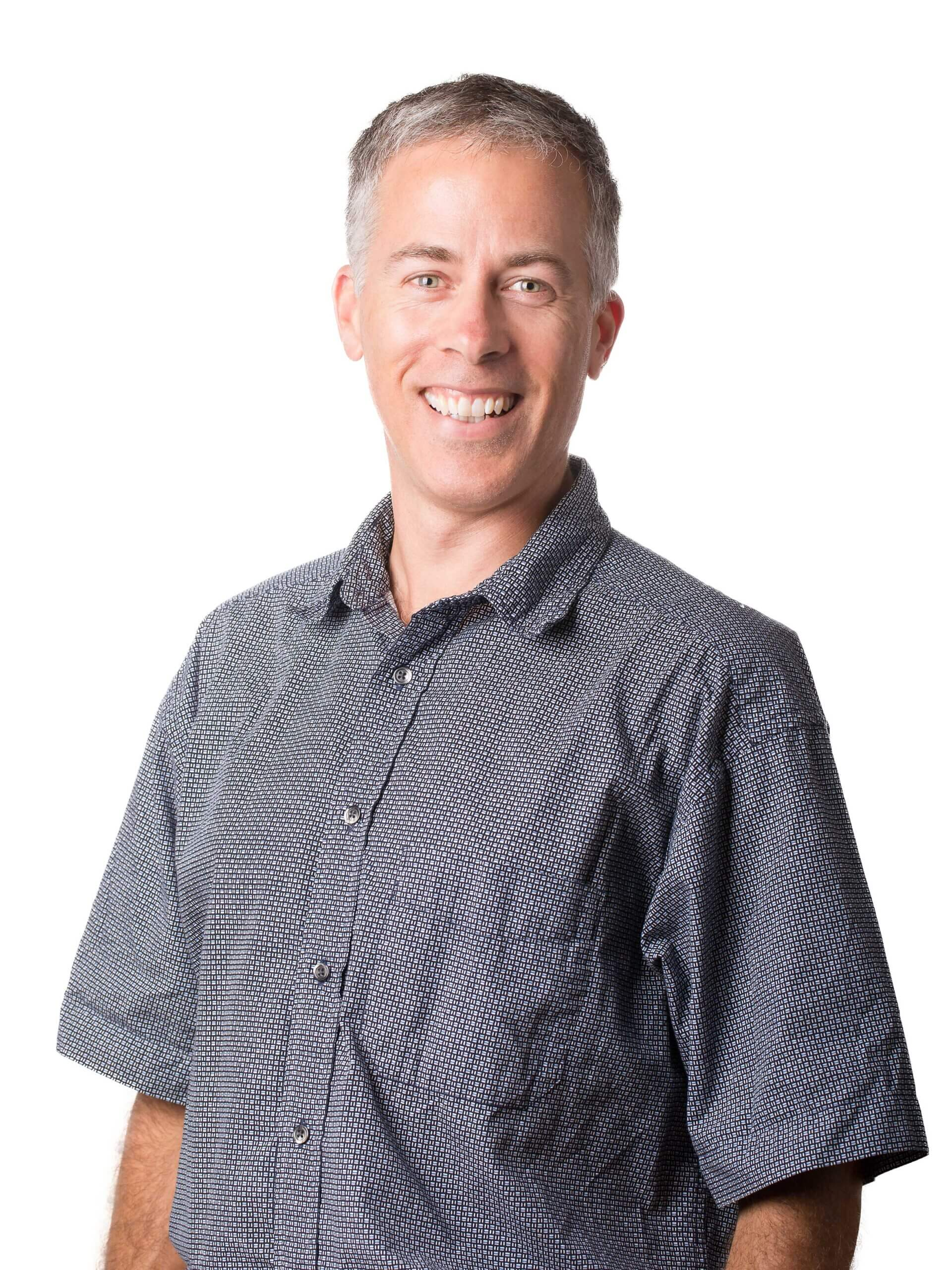 Andy MacInnis - technical instructor